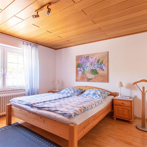 Ferienwohnung Seeteufel, Wohnung 1, Schlafzimmer